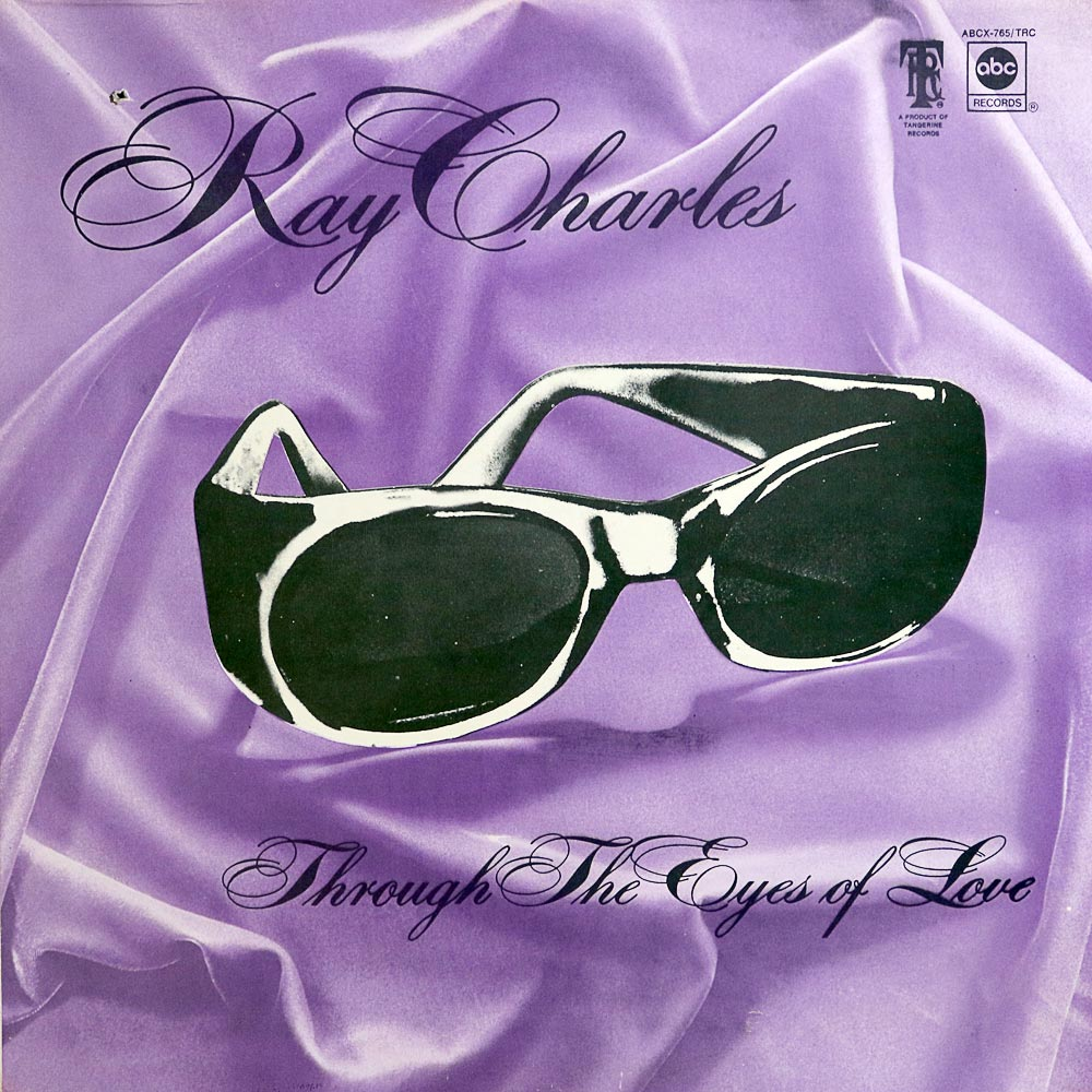 Through the eyes of love ray charles album review for Love the love