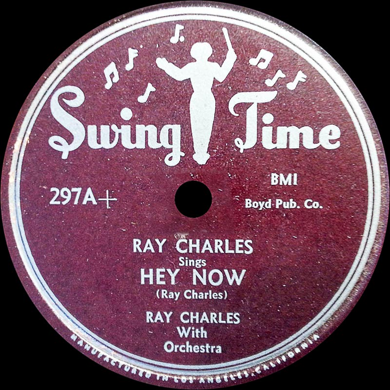 """""""Hey Now"""" - Ray Charles song review"""
